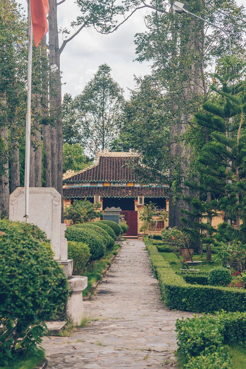 Van Thanh Mieu, Vinh Long, Vietnam