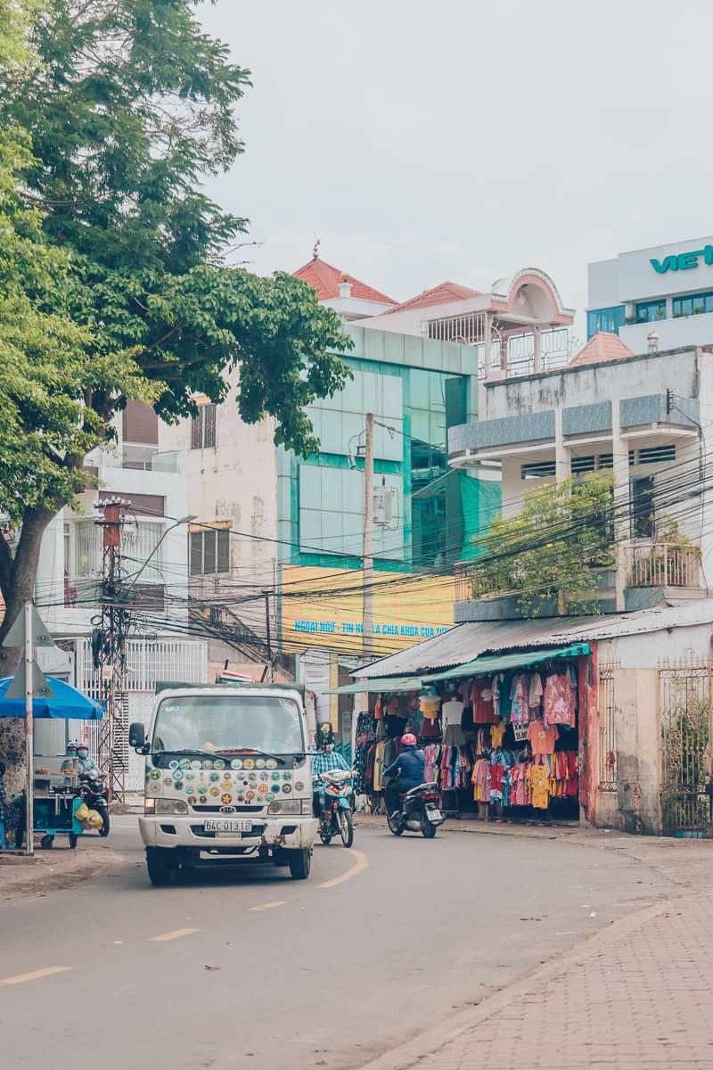 Vinh Long Town, Vietnam
