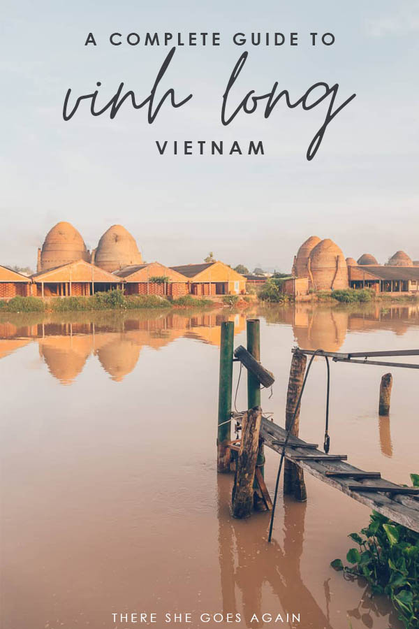 A complete travel guide to Vinh Long Vietnam in the Mekong Delta | mekong delta, south vietnam travel, chua, temples, churches, vietnam food