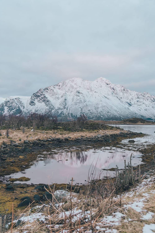 Solvær to Henningsvær, Lofoten, Norway
