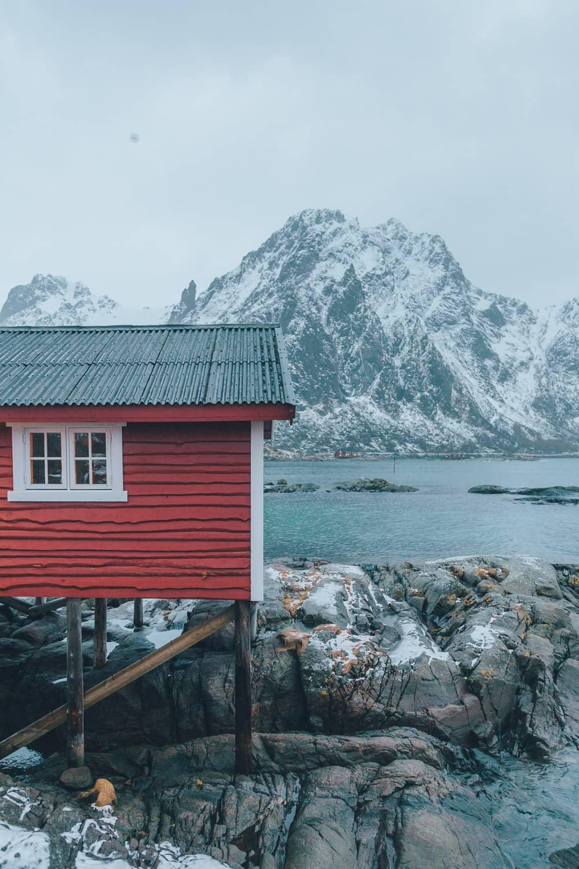 Solvær, Lofoten, Norway