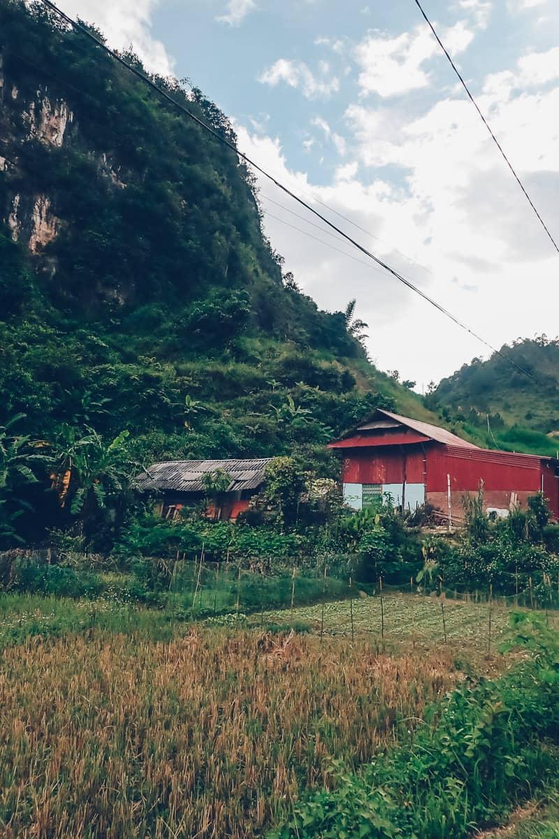 Ngon Chien Valley, Mu Cang Chai, Vietnam