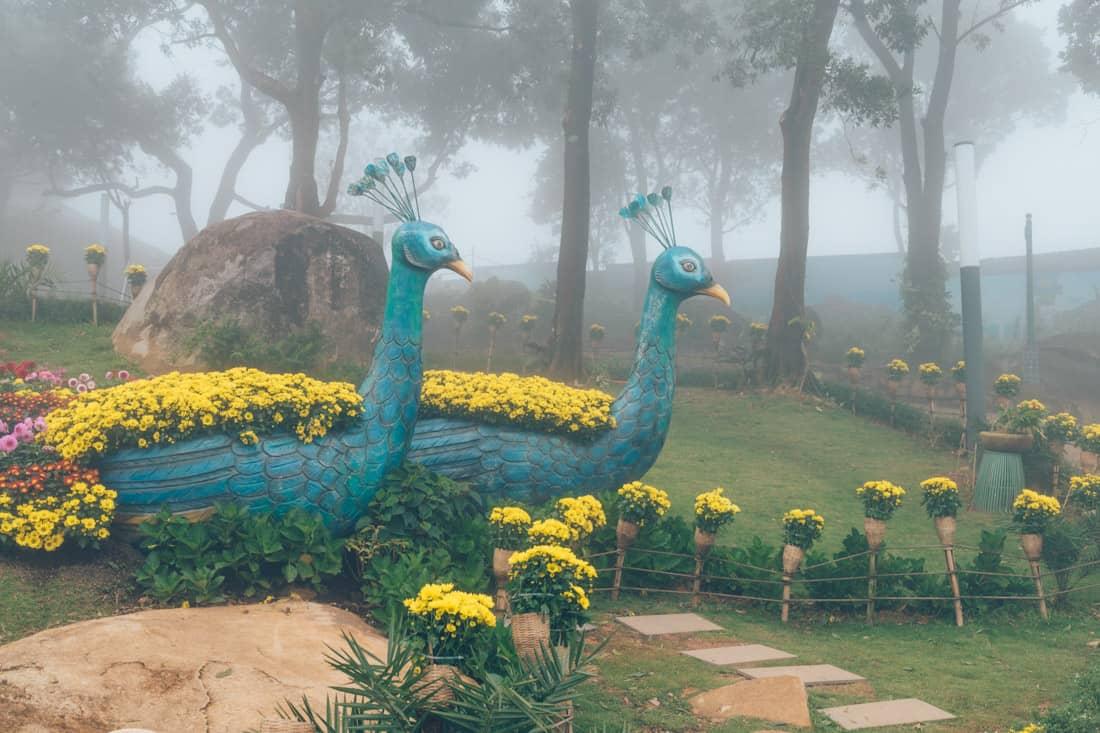 Ba Den Sunworld, Vietnam