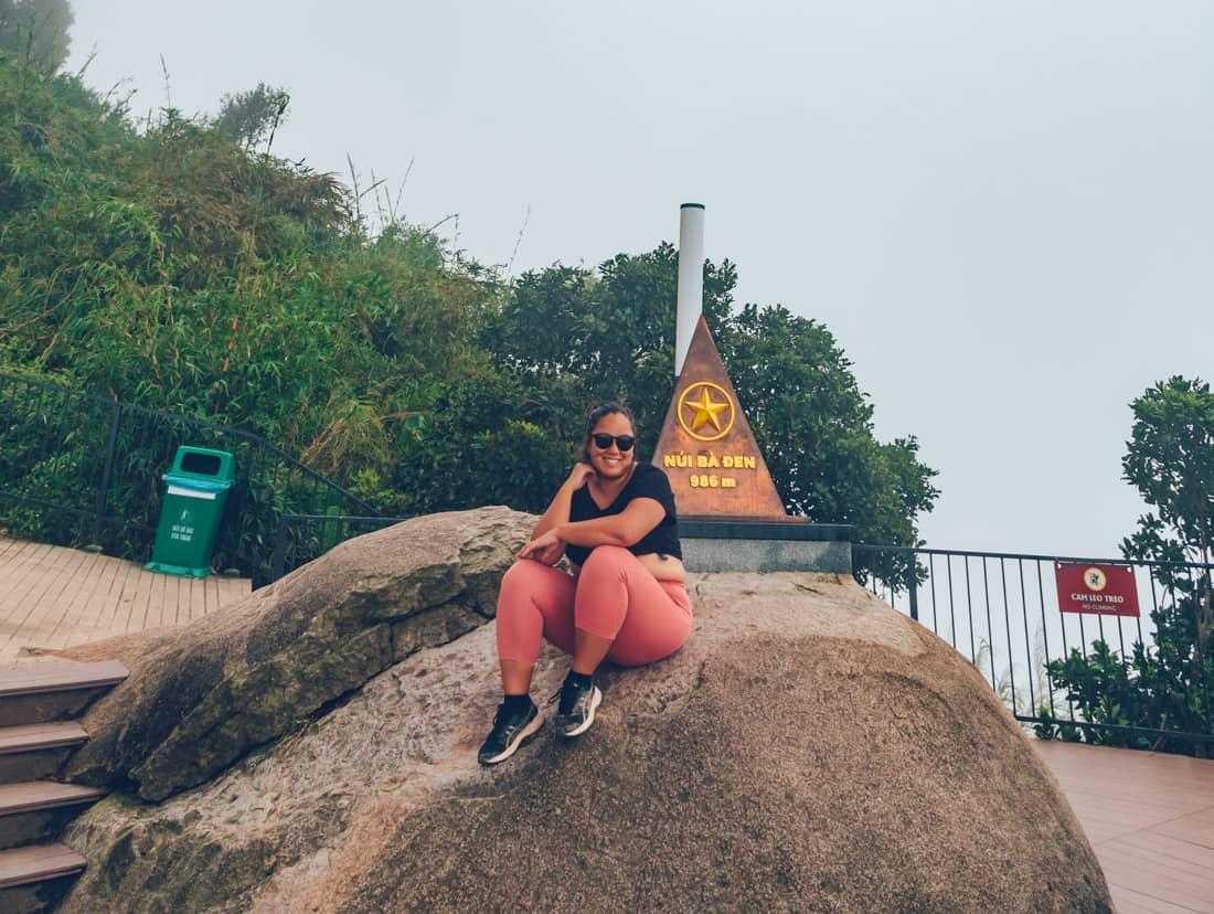 Ba Den Mountain, Vietnam