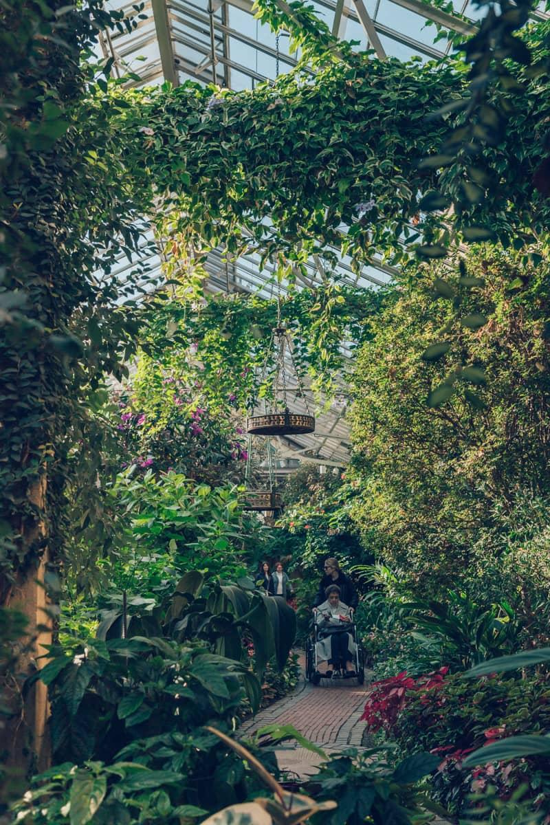 Conservatory, Longwood Gardens, Pennsylvania