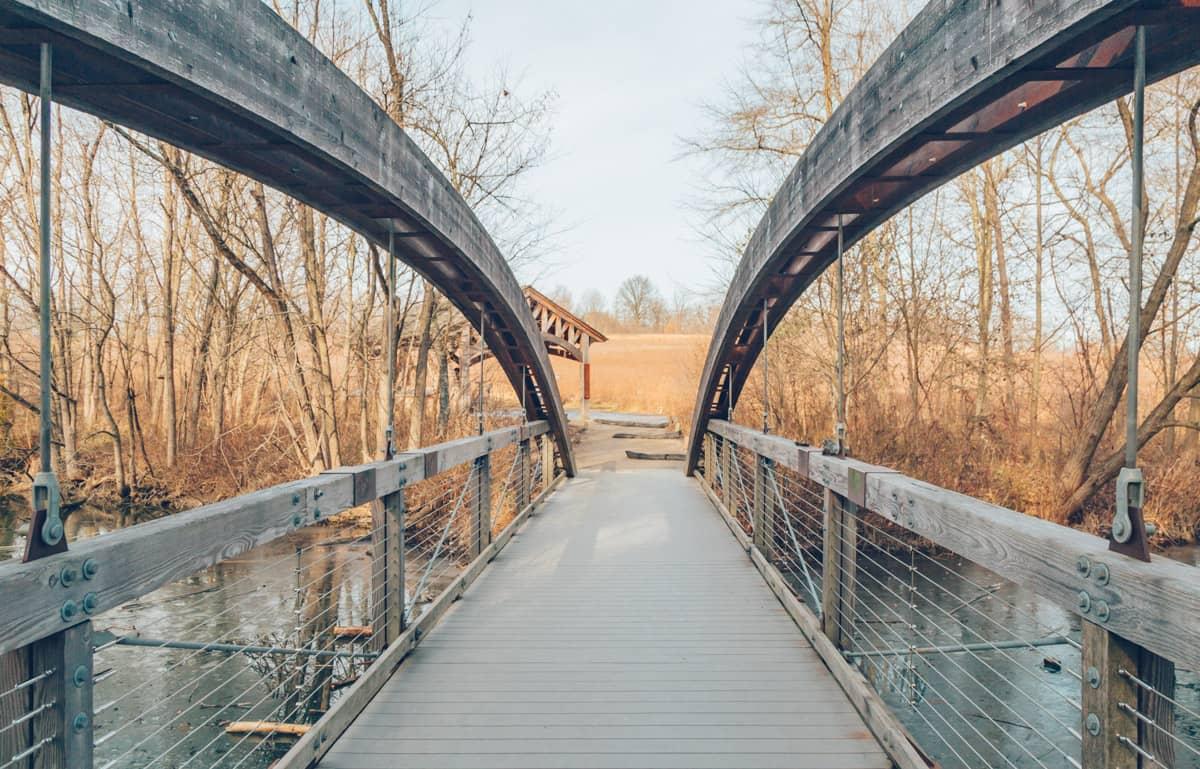 Meadow Gardens, Longwood Gardens, Pennsylvania