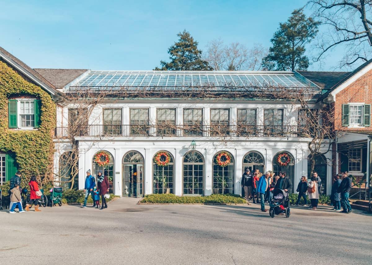 Piere du Pont House, Longwood Gardens, PA