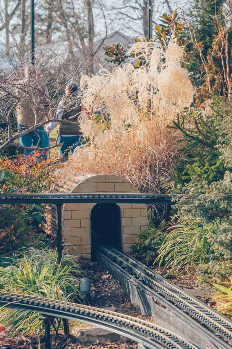 Railway Show, Longwood Gardens, PA