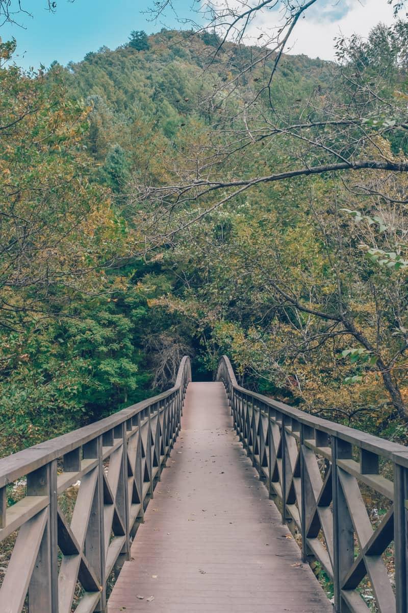 Odaesan Hiking, Korea