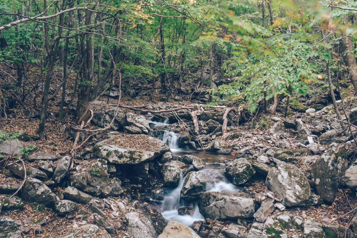 Odaesan National Park