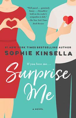 Surprise Me | Book Challenge 2020