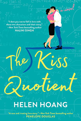 The Kiss Quotient by Helen Hoang | Book Challenge 2020