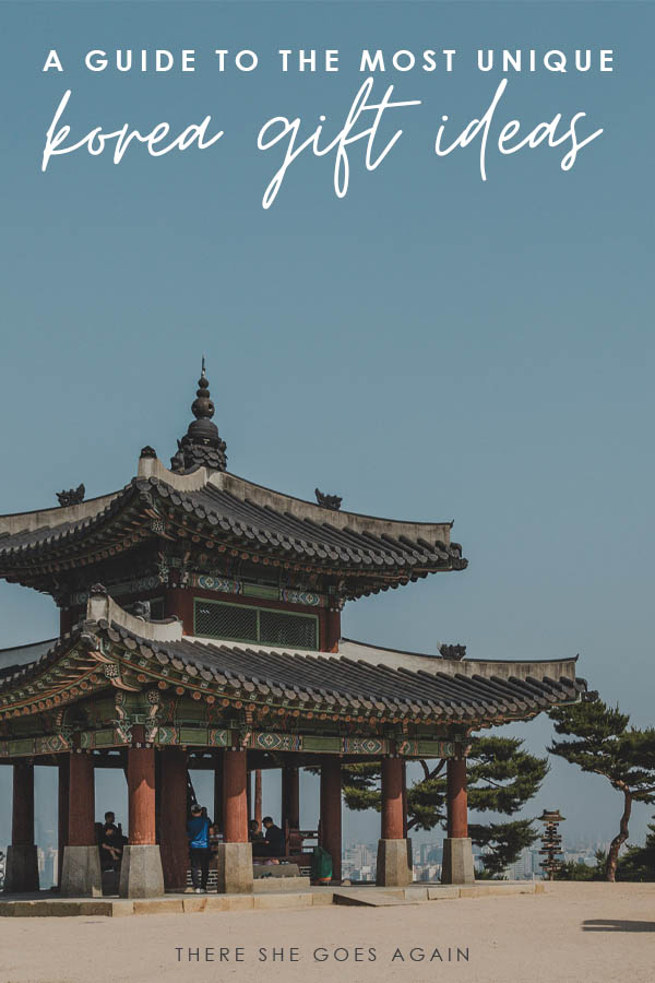 all the best korea gift ideas! | korea travel, travel gift guide