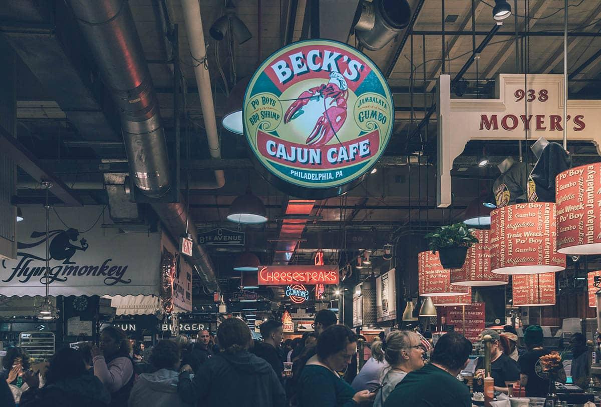 Reading Terminal Market, Philadelphia, PA