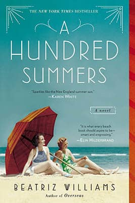 A Hundred Summers by Beatriz Williams | 2020 Book Challenge