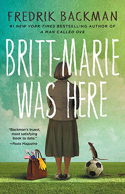 Britt-Marie Was Here by Fredrik Backman | 2020 Book Challenge