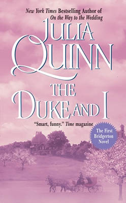 The Duke and I by Julia Quinn | 2020 Book Challenge