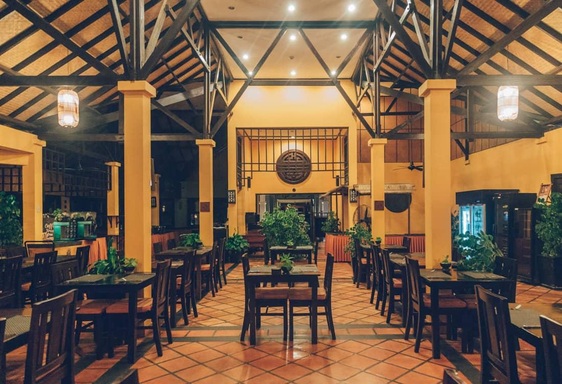 L'Oceane Restaurant, Victoria Phan Thiet, Vietnam