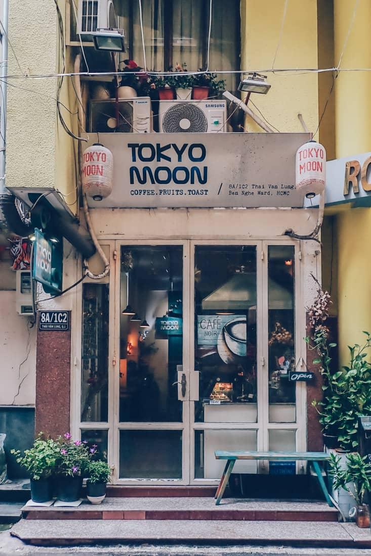 Tokyo Moon, Little Japan, HCMC, Vietnam