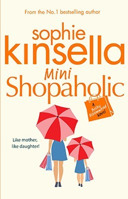 Mini Shopaholic by Sophie Kinsella | 2020 Book Challenge