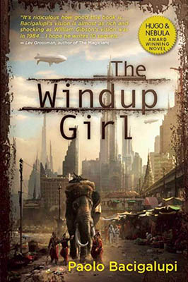 The Wind Up Girl by Paolo Bacigalupi | 2020 Book Challenge
