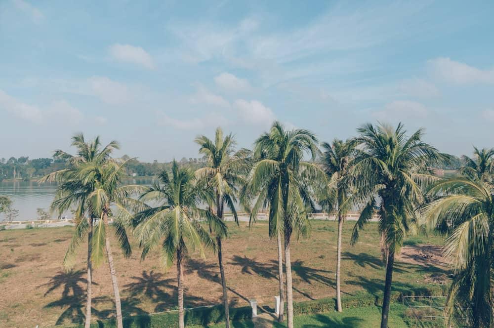 View from Azerai La Residence Hue, Vietnam