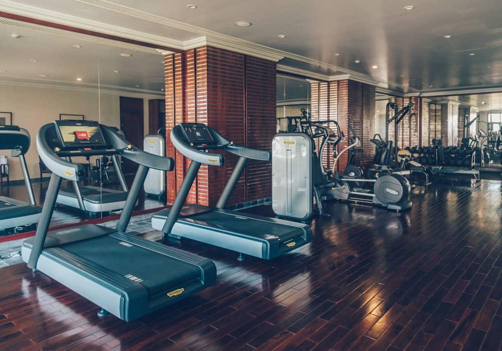 Fitness Center at Azerai La Residence Hue, Vietnam