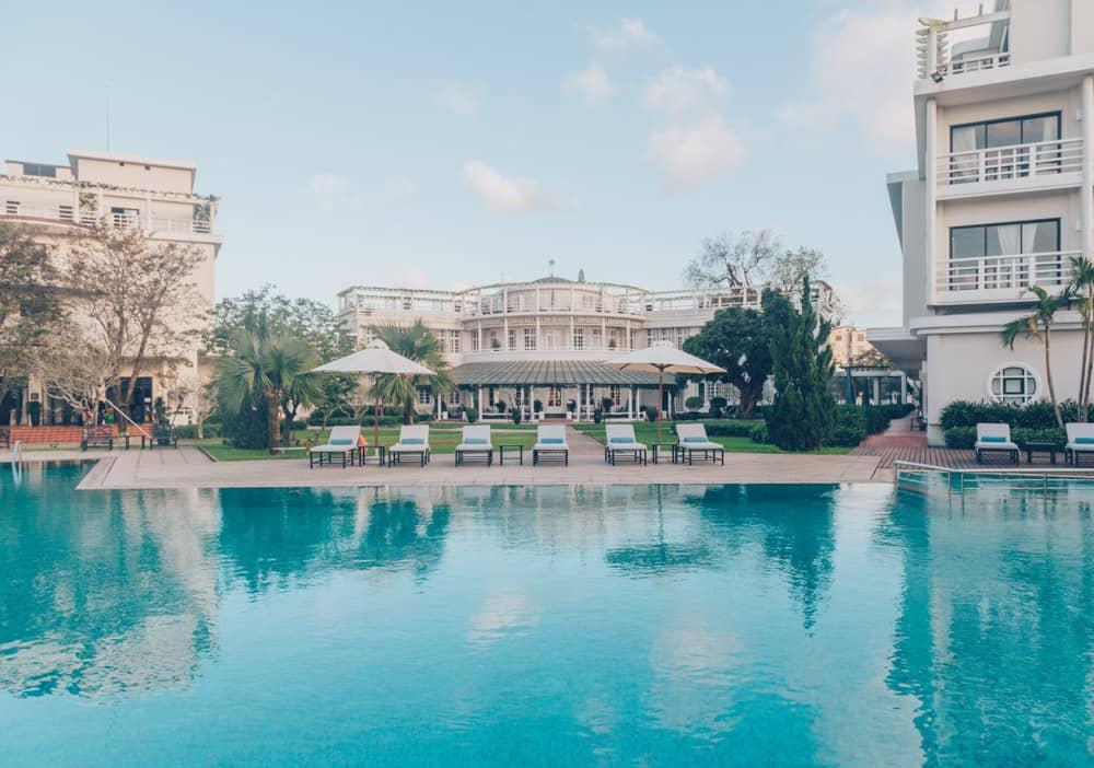 Azerai La Residence Hue, Vietnam