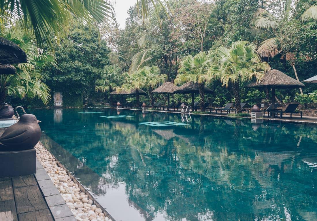 Pilgrimage Village, Hue, Vietnam