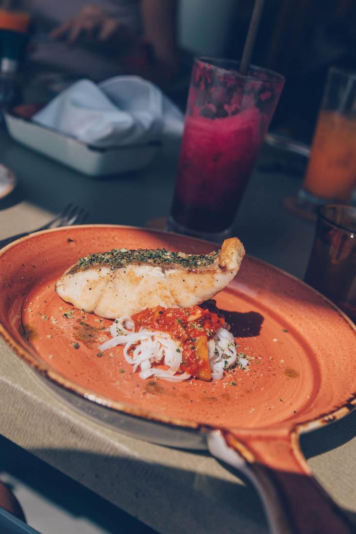 Azerai Can Tho Lunch