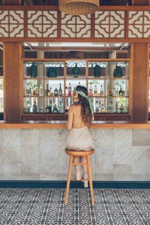 Azerai Can Tho bar
