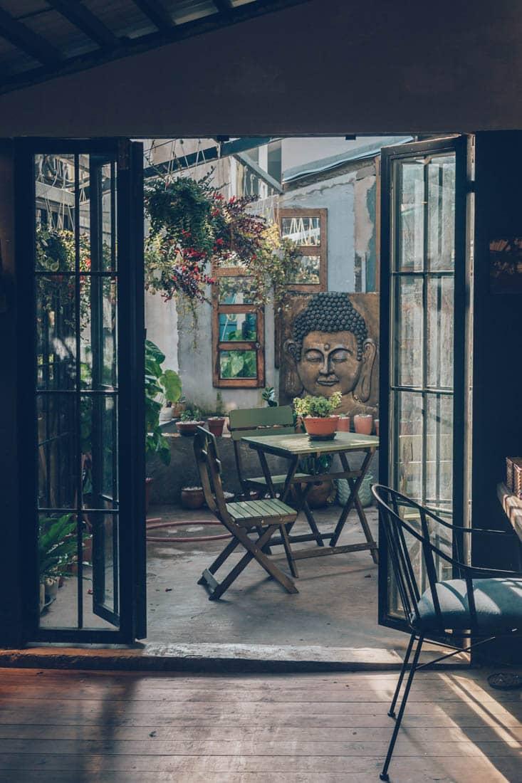 Biang Garden Restaurant, Dalat, Vietnam