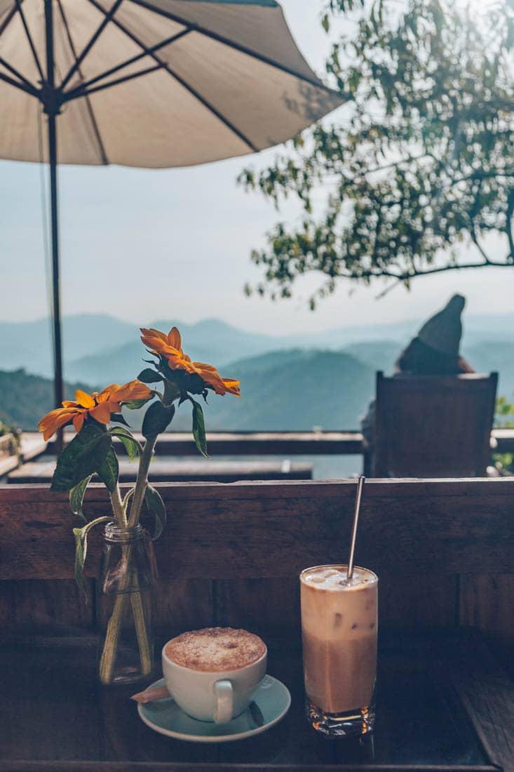 Cheo Veo Coffee, Dalat, Vietnam