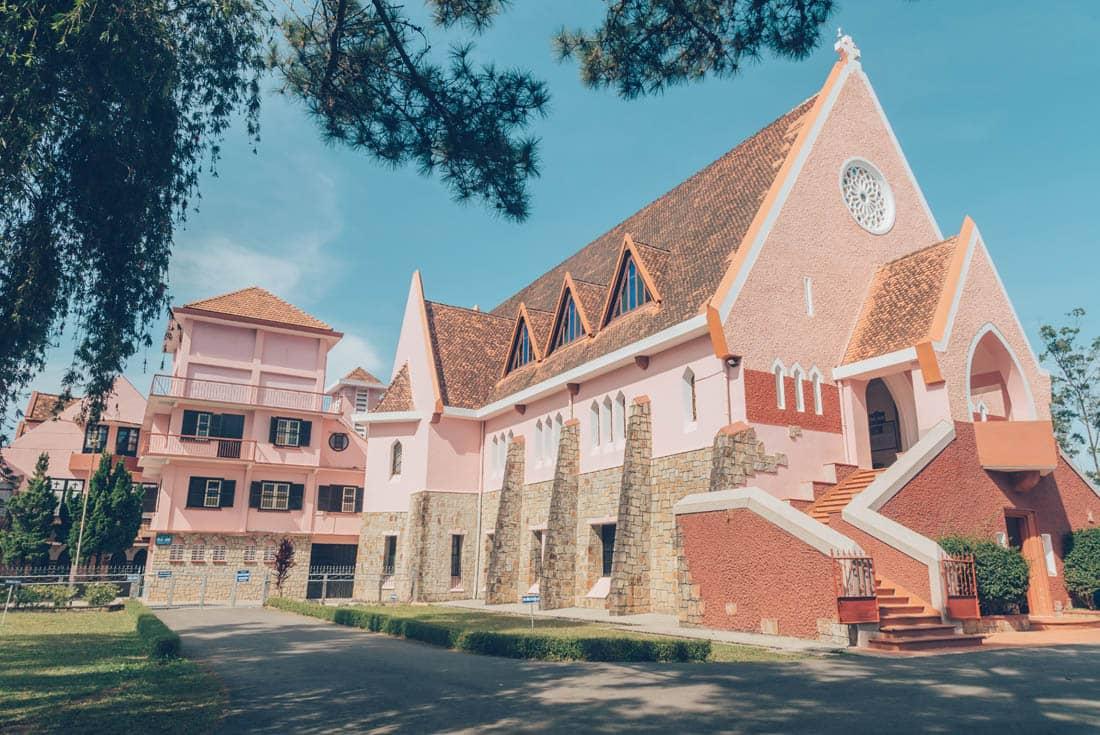 Domaine de Marie, Dalat, Vietnam