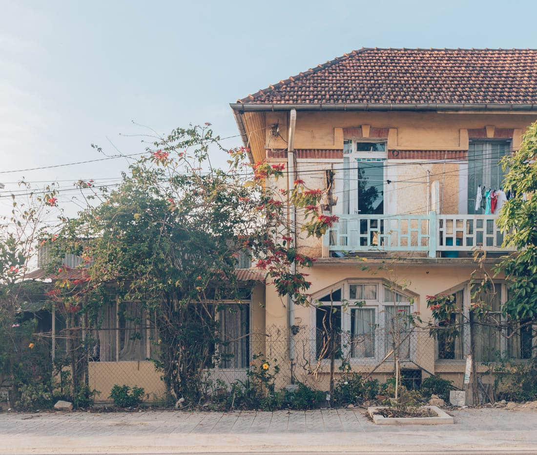 Tran Hung Dao Street, Dalat, Vietnam