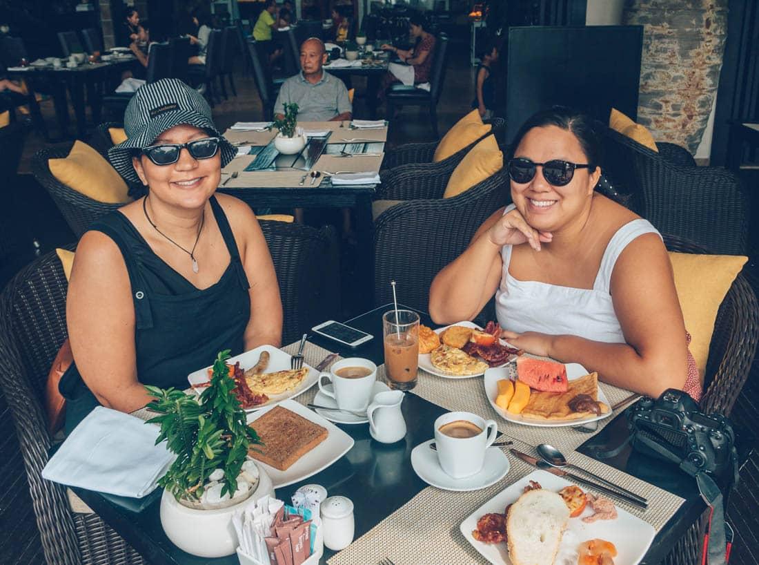 Breakfast at Anantara Mui Ne