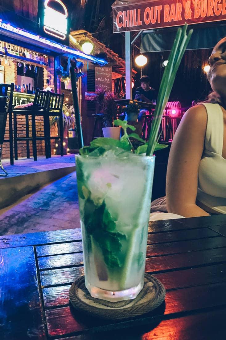 Chill Out Bar, Mui Ne, Vietnam