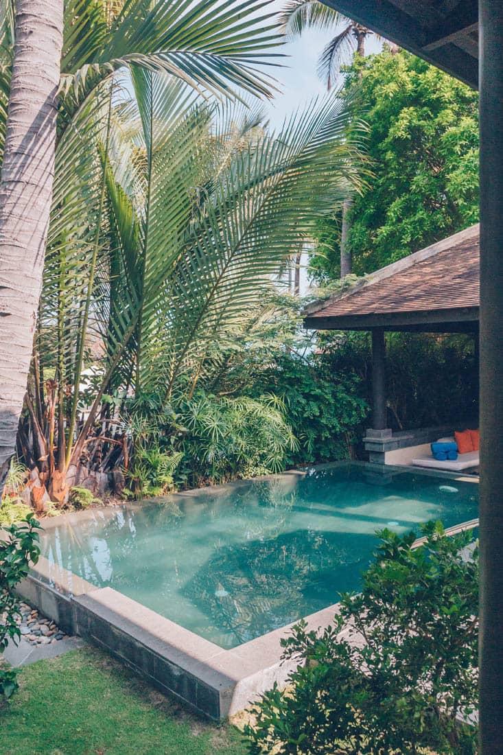 Pool Villa, Anantara Mui Ne