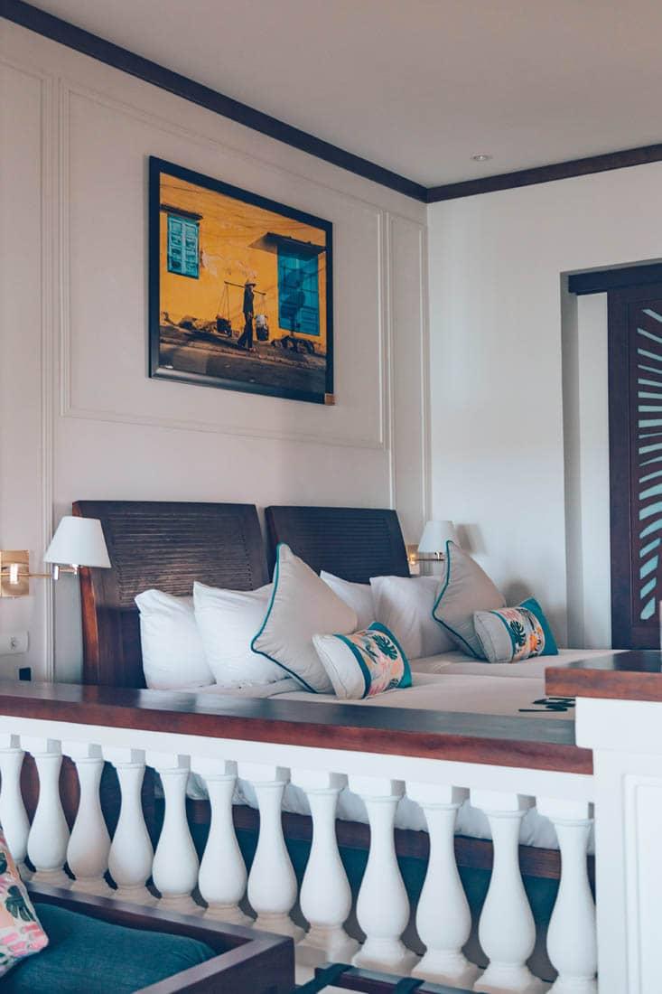 Deluxe River View Suite, Anantara Hoi An, Vietnam
