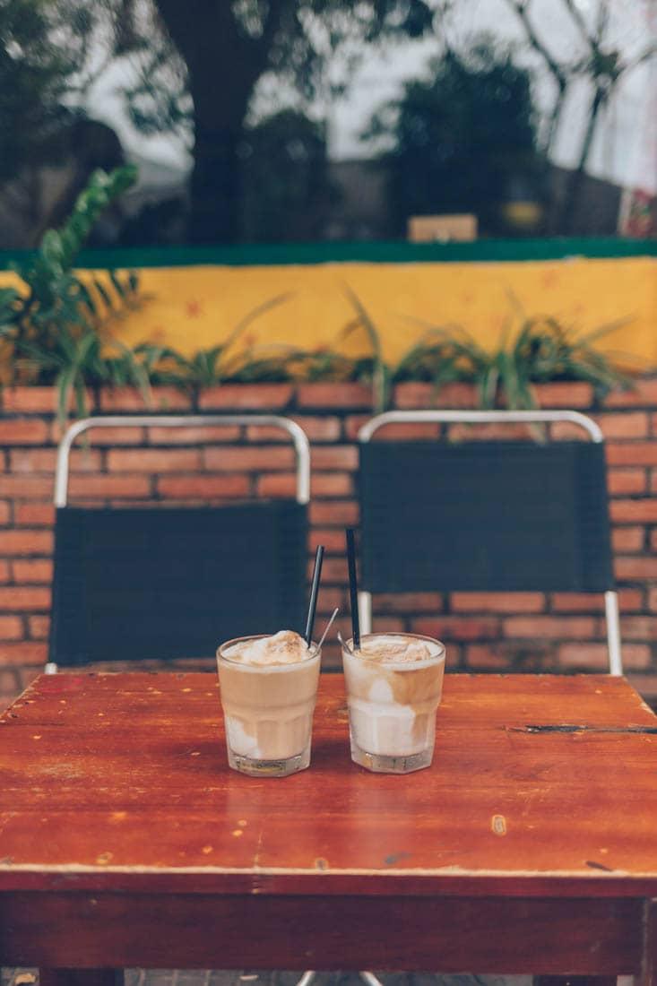 Ba Le Coffee, Con Dao, Vietnam