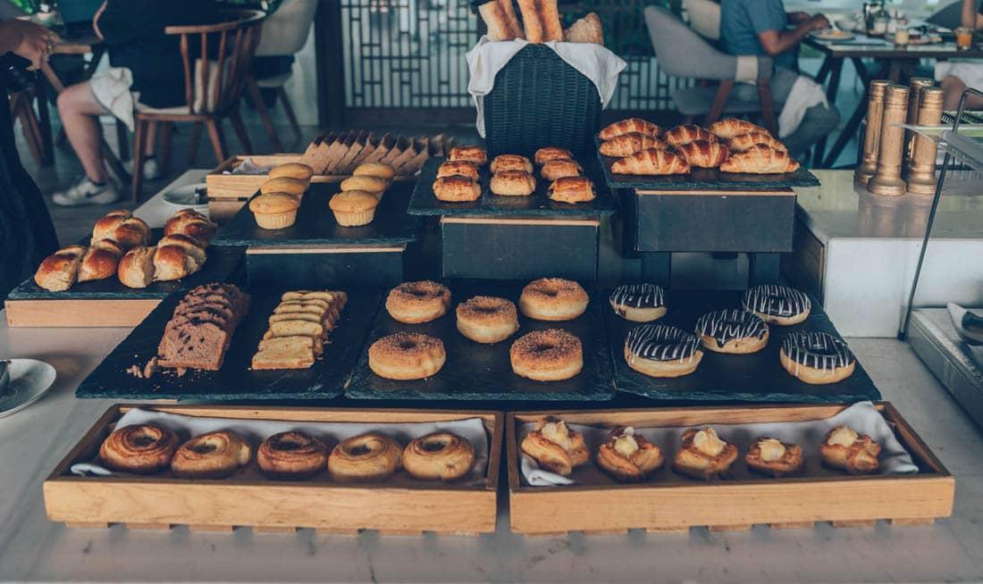 Breakfast Buffet, Anantara Quy Nhon Villas