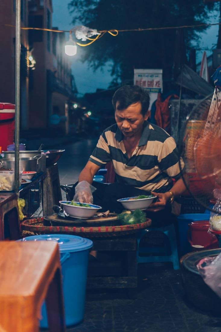 Cau Lau Spot, Hoi An, Vietnam