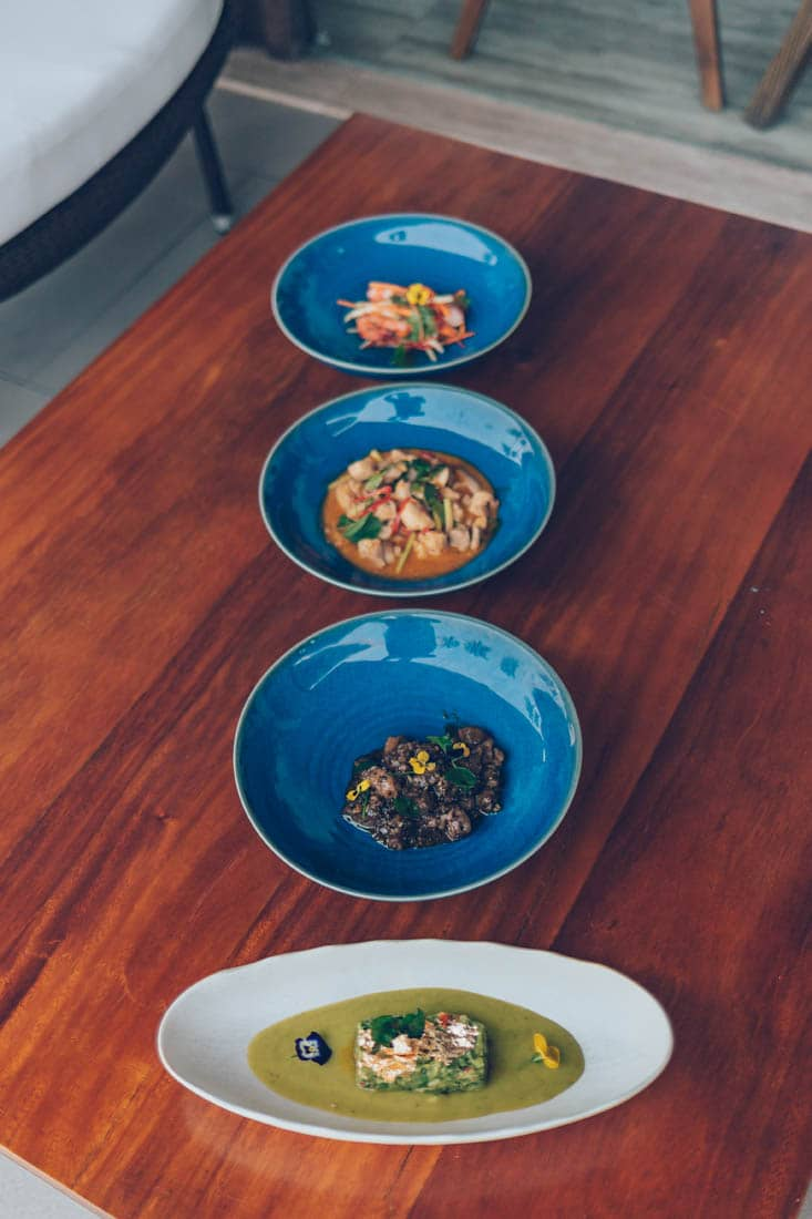 Cooking demo, Anantara Quy Nhon Villas