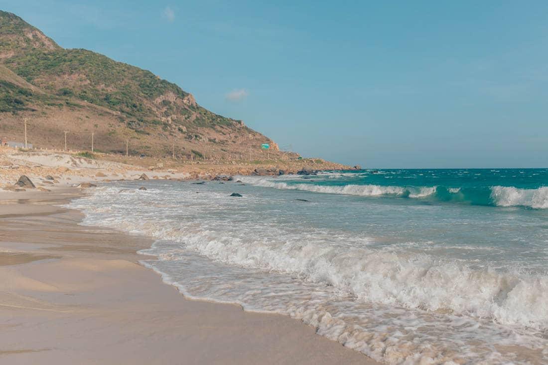 Nhat Con Dao Beach, Vietnam