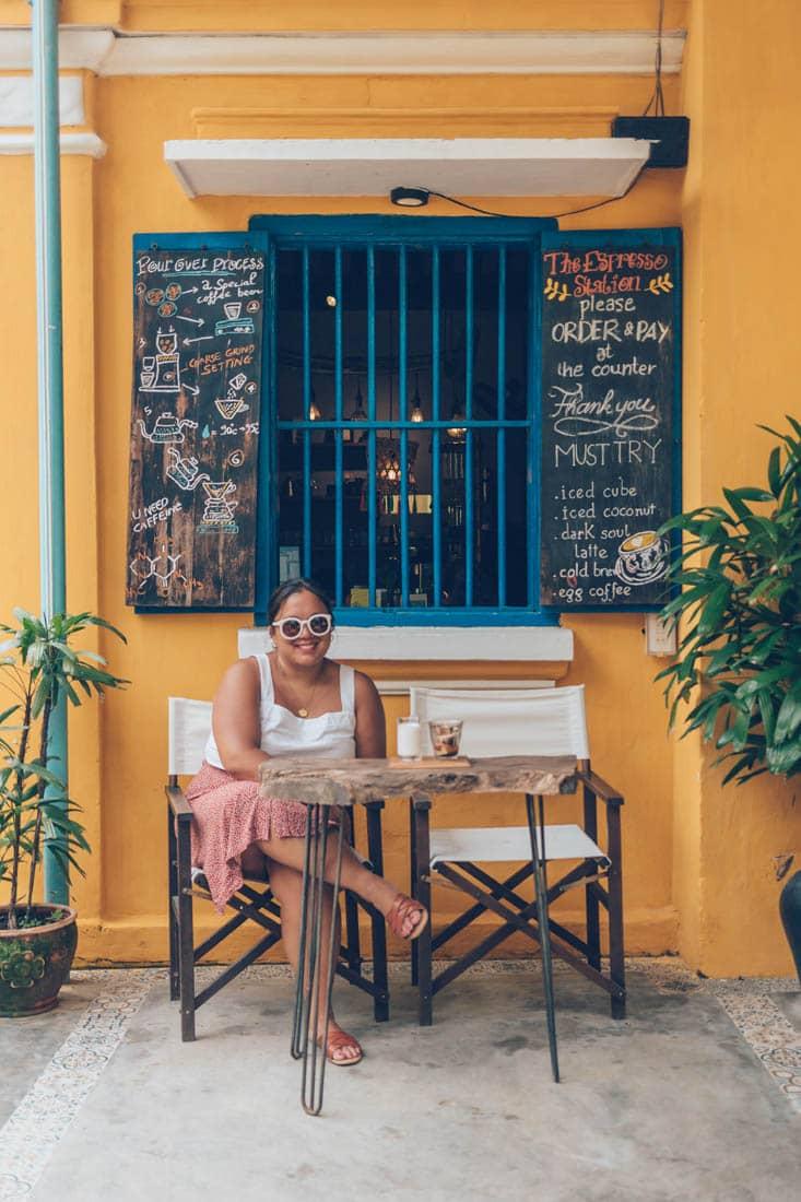 Espresso Station, Hoi An, Vietnam