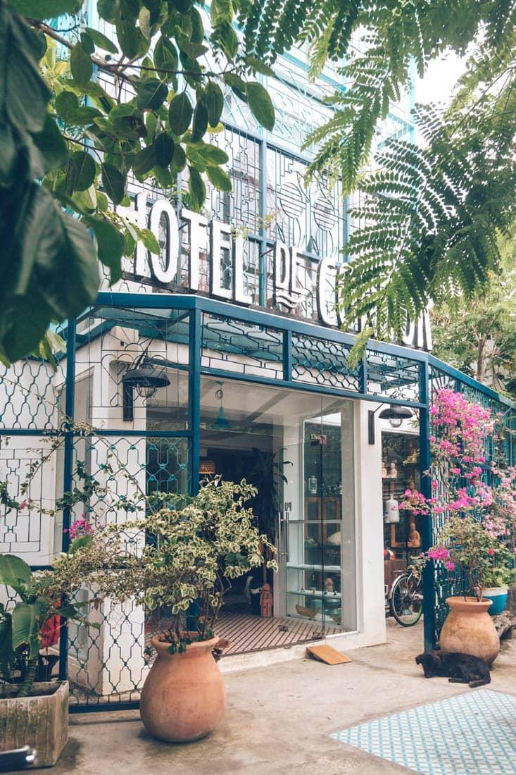 Hotel de Condor, Con Dao, Vietnam