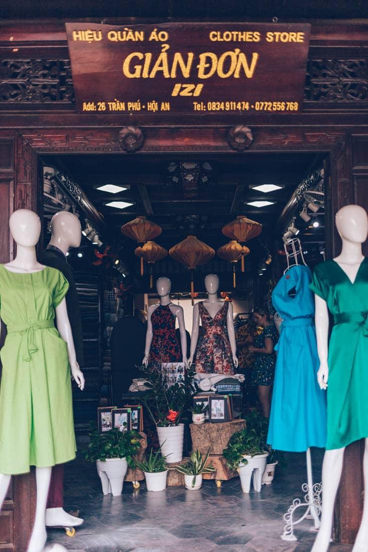 Izi in Hoi An, Vietnam