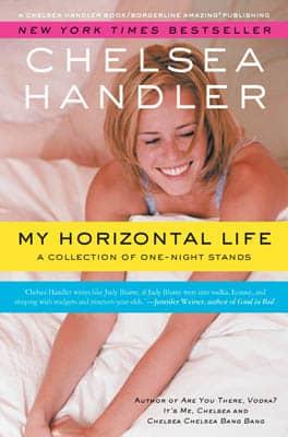 My Horizontal Life by Chelsea Handler | 2021 Book Challenge