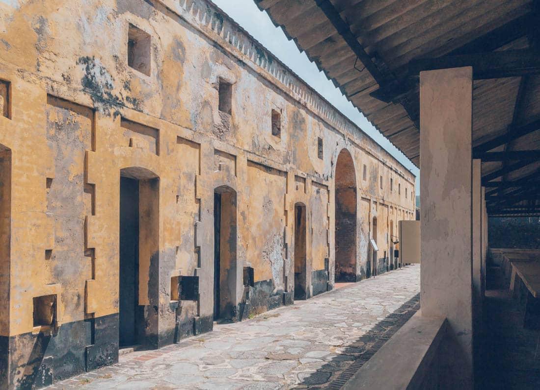 Phu Hai Prison, Con Dao, Vietnam