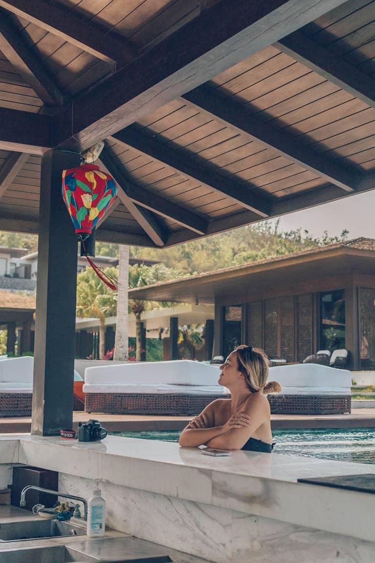 Pool at Anantara Quy Nhon Villas